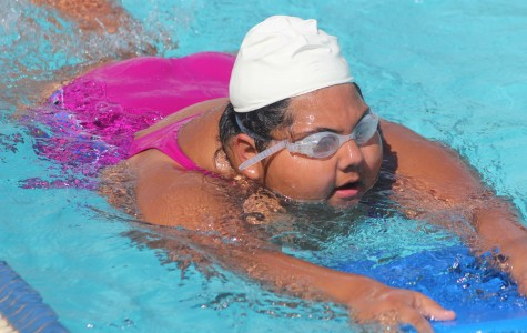 Athlete of the Month: Swimmer Arianna Aguayo