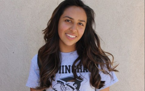 Athlete of the Month: April Serrano