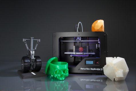 3D printer: a revolutionary technology