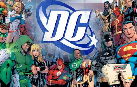 DC comics make comeback