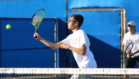 Tennis season ends with a loss at semifinals