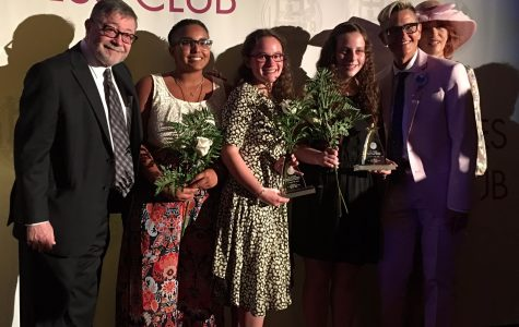 Staff takes home awards for Best Newspaper and Best Spot News at LA Press Club