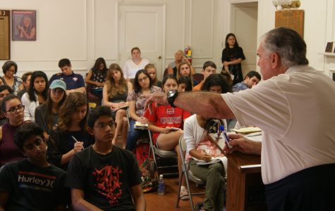 Features editor attends Newspaper2 summer workshop