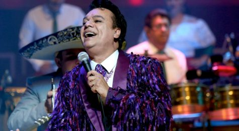 Spanish singer icon Juan Gabriel dies at 66