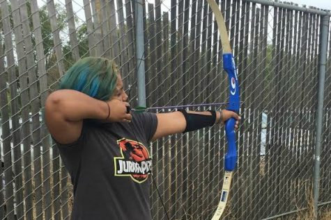 Athlete of the Month: Genesis Ocampo