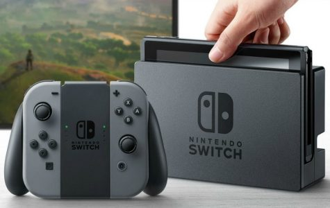 Nintendo Switch announced to the public