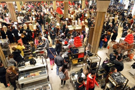 Black Friday is dangerous waste of time and money for all shoppers