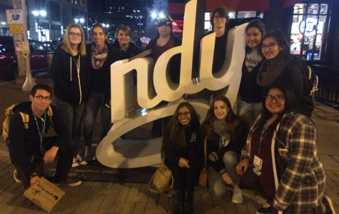 Students attend journalism convention in Indianapolis