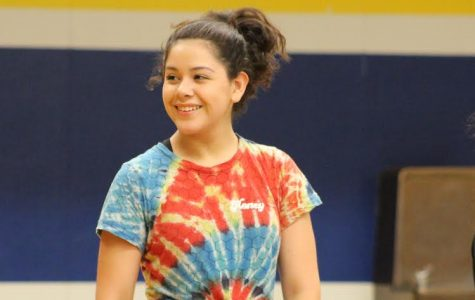 First ever DPMHS girl wrestler plays for Birmingham Patriots