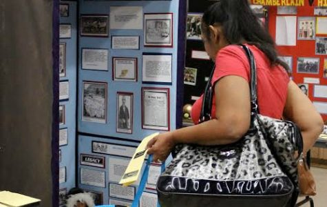 Students go to LA County History Day