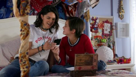 """Serious issues discussed in Disney's new show """"Andi Mack"""""""