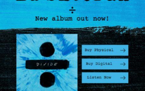 """Album review: Ed Sheeran's """"Divide"""""""