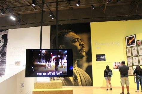 Museum exhibit remembers 1992 Los Angeles riots on its 25th anniversary