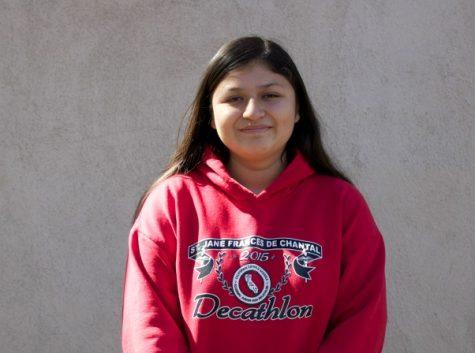 Sophomore Mariana Sifuentes nominated for prestigious scholarship
