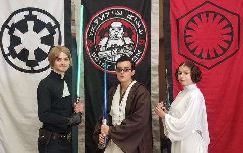 Cosplay group 'Vader's 501st' hits Pearl Con II