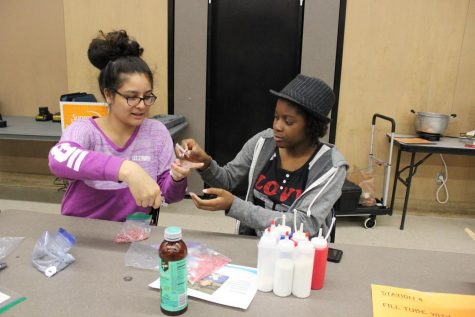 Interact Clubs makes brings safe water to third world countries