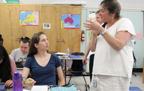 Sophomores prepare to curate art exhibit while learning about Holocaust