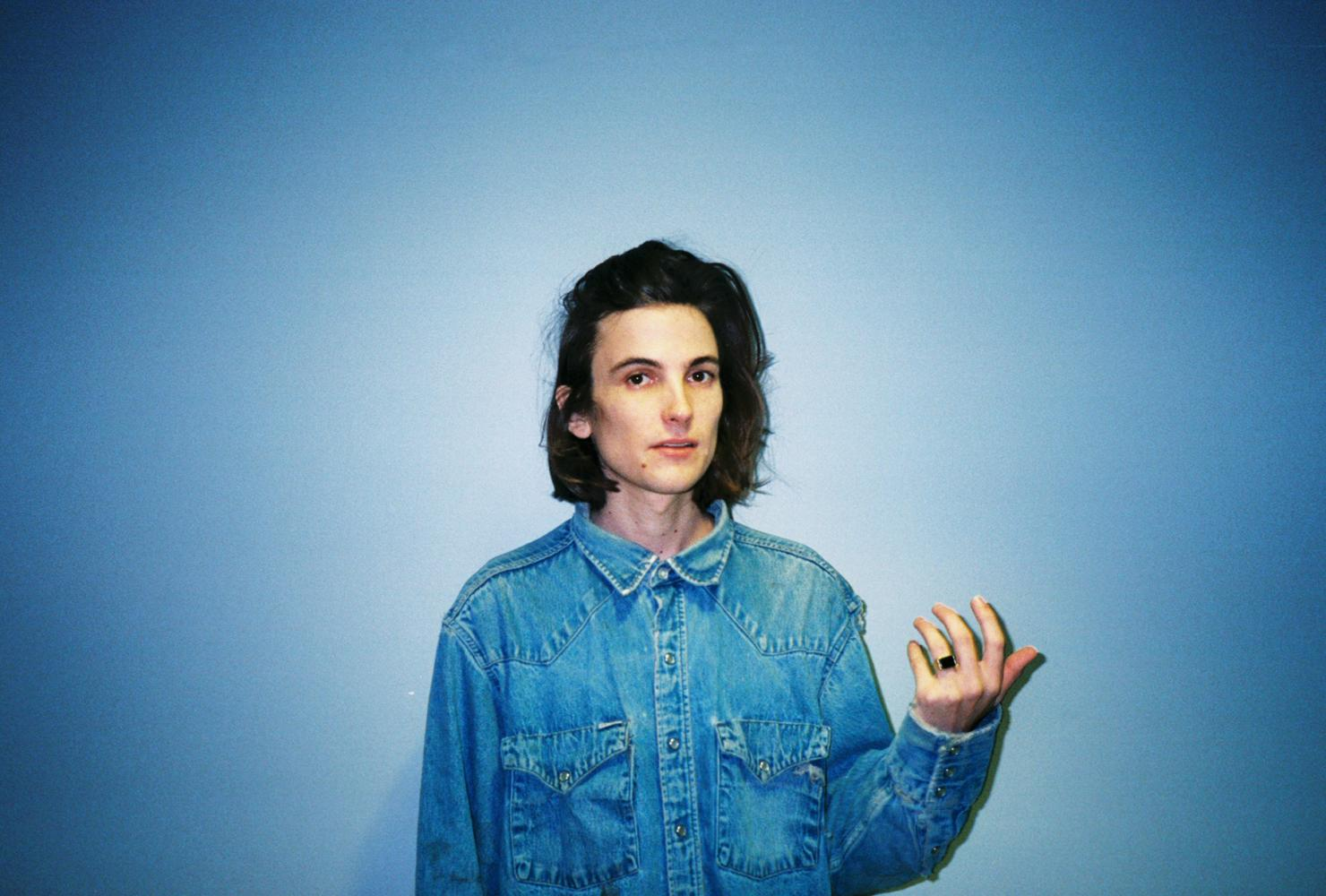 DIIV's lead singer Zachary Cole Smith.