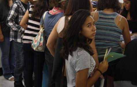 Highest enrollment yet, major changes