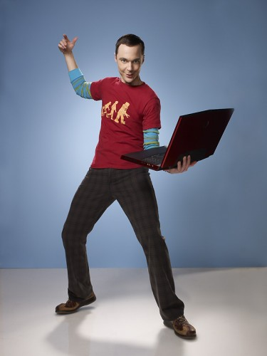"""Jim Parsons, who plays Dr. Sheldon Cooper on the hit comedy series """"The Big Bang Theory"""" expresses his quirky personality and unique sense of style."""