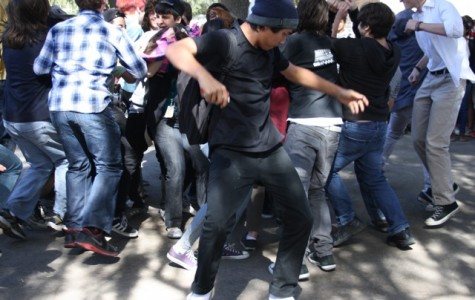 "Photo of the Week: ""Harlem Shake"" Flash Mob"