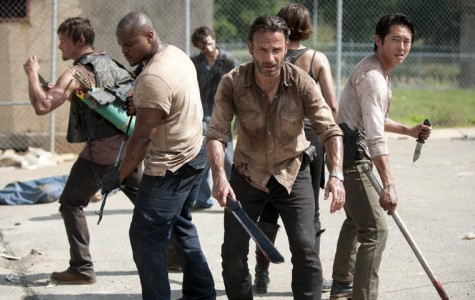 What brings the 'Walking Dead' back to life