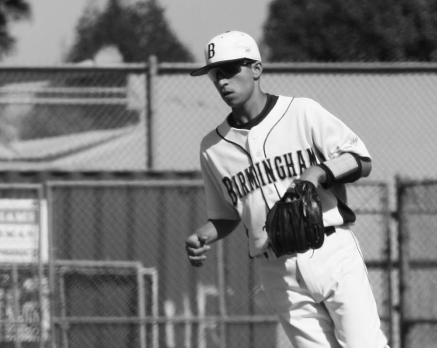 Baseball team breaks through turbulent season