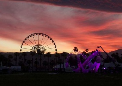 Coachella ignites as spring arrives with live music and games
