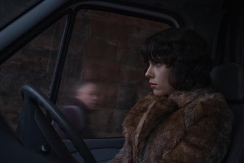 Scarlett Johansson transforms into a sociopath in