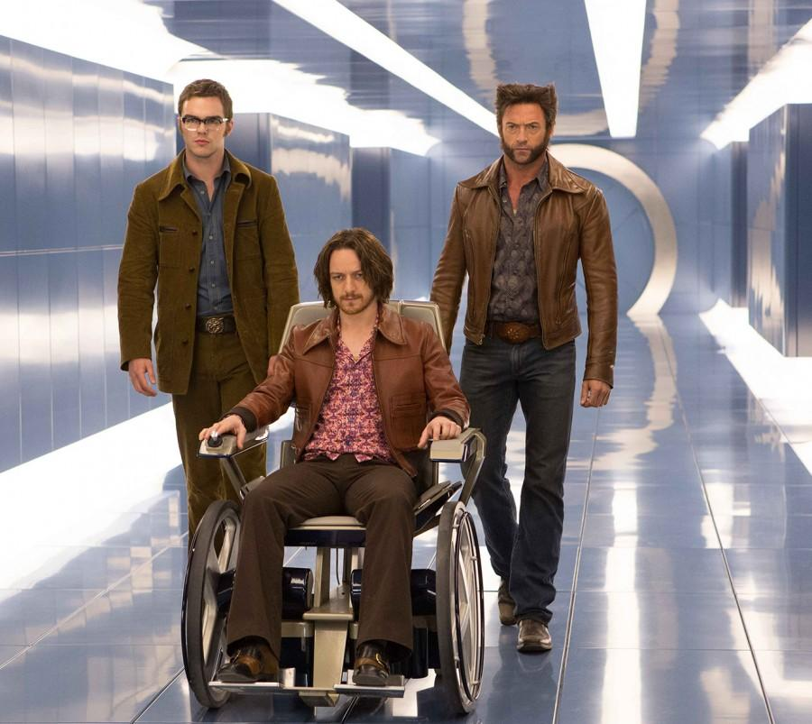 """""""X-Men"""" balances past and present mutants with a soundtrack straight out of the 1973 with rock-n-roll. Photo from x-menmovies.com."""