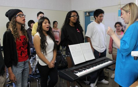 Music teacher, students prepare for spotlight in Daniel Pearl World Music Day
