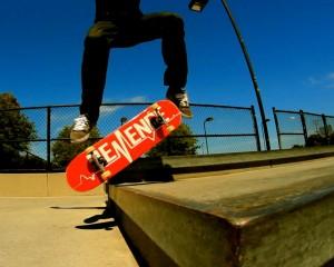 Photo from brailleskateboarding.com