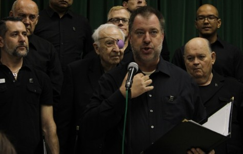Gay Men's Chorus of Los Angeles visits school, passes on message of equality