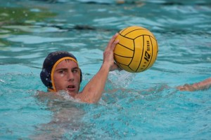 Senior Anthony Dracic during Thursday's playoff game against Granada Hills Community Charter High School.