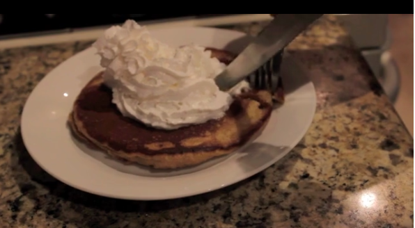 Cooking with the New Media Editors: Pumpkin Pancakes
