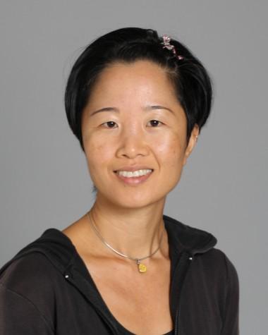 Science Teacher Mabel Wong.