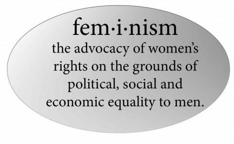 Feminism bubble