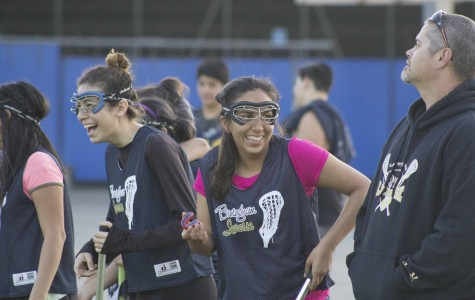 Girls lacrosse work diligently to defend championship title this upcoming spring