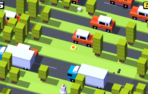 """App of the month: """"Crossy Road"""""""