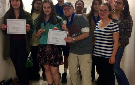 Students place at CSUN write-off, The Pearl Post takes home third in sweepstakes