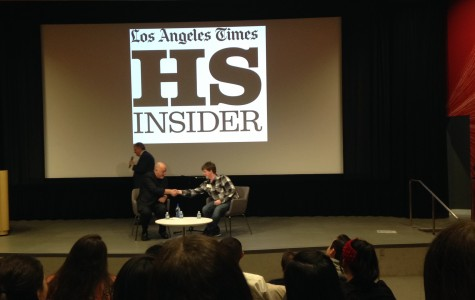 Students attend LA Times-sponsored journalism workshop at USC