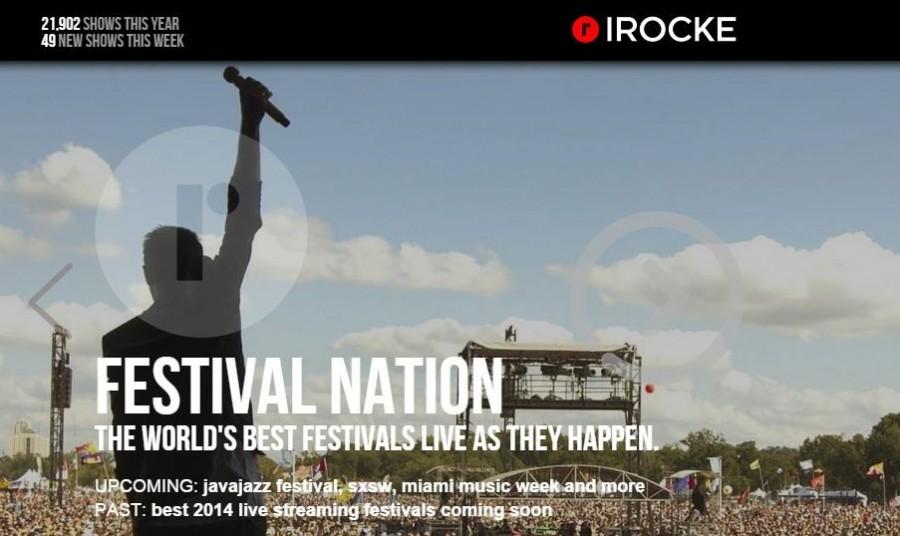 Screenshot from irocke.com