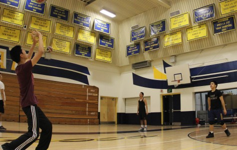 Boys volleyball prepare for upcoming games