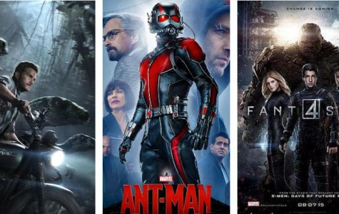 Super heroes and dinosaurs come to life on the big screen this summer