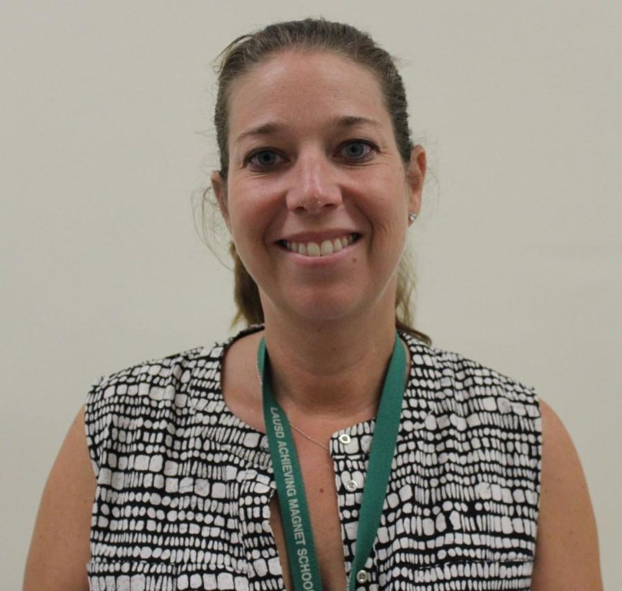 Nicole Bootel worked as another position the previous semester but has been promoted to Magnet Coordinator