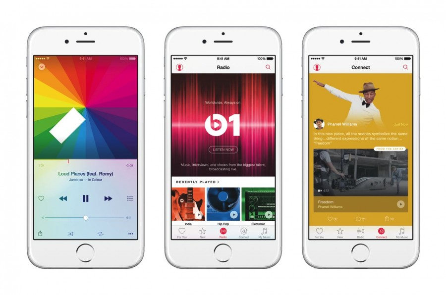 Apple Music: The Netflix of music