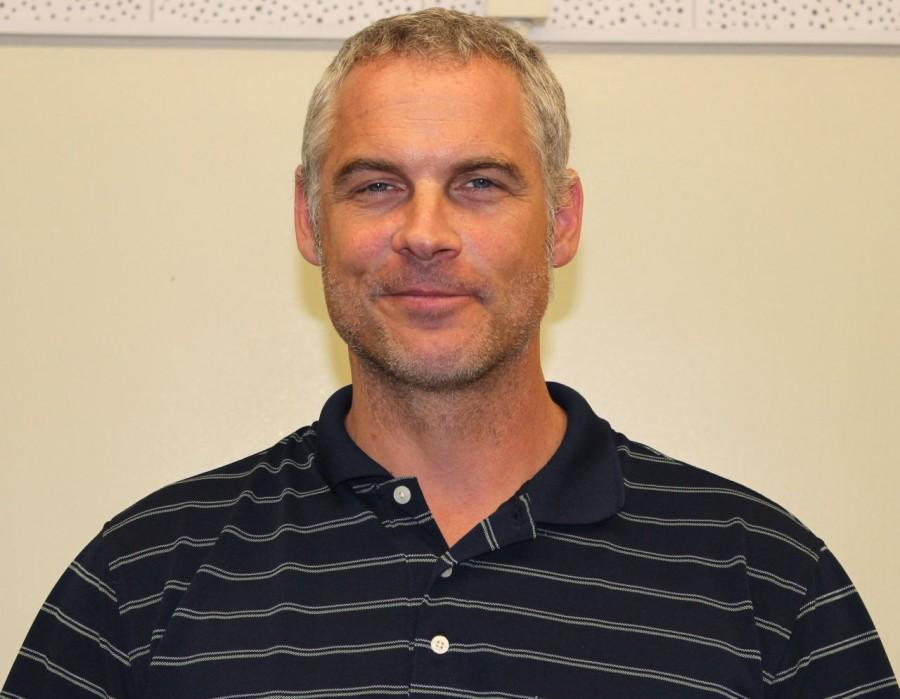 Hambright joined the DPMHS staff in Sept.  as a replacement for the school's last music teacher, Jackie Gorksi.