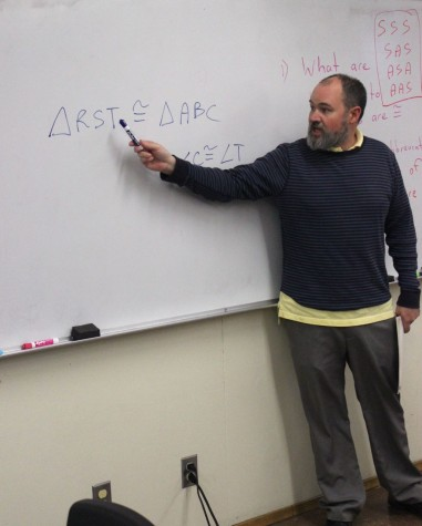 Daniel Cramer constantly looks for many different ways to teach to his students and is always learning from his students