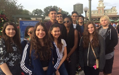 Student journalists learn, compete in Orlando