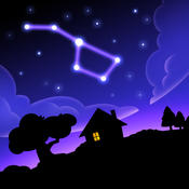 View the stars and constellations with
